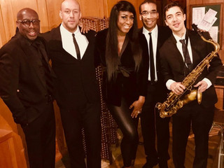 Mica Paris Band at Rye Jazz Festival