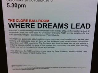 Where dreams lead