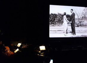 'Body and Soul' live film score extracts