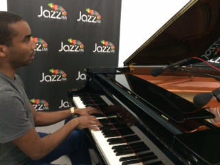 Solo performance for Jazz FM