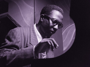 Interviewed by Dave Morecroft on Monk for #jazz100