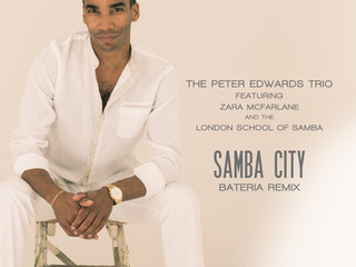 Samba City - Bateria Remix premiered exclusively on Jazz FM