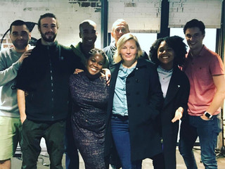 BBC 6music session with Zara McFarlane