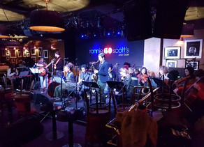 Nu Civilisation Orchestra sell out Ronnie Scott's Jazz Club