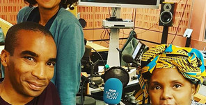 Interview and performance with Carleen Anderson on Front Row BBC Radio 4