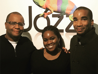 Live broadcast with Zara McFarlane on Jazz FM
