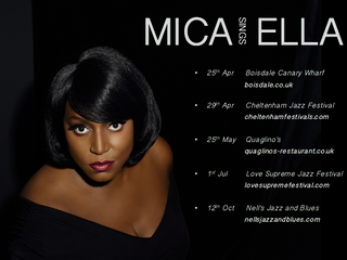 BBC Radio 4 Loose Ends performance with Mica Paris