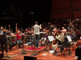BBC Radio 3 Broadcast Nu Civilisation Orchestra &BBC Concert Orchestra play 'Symphonic Ellington'
