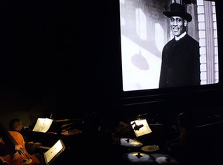 World premiere of live soundtrack to Oscar Micheaux's 'Body and Soul' at     BFI Southba