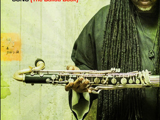 Performing with Courtney Pine September 4th - The Ballad Book.