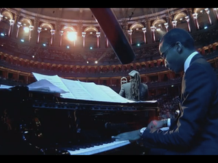 BBC Proms performance with Guy Barker Big Band