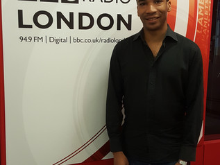 BBC Radio London 'Inspirit' interview with Jumoke Fashola