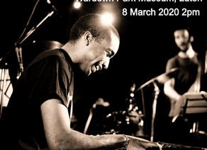 Peter Edwards Trio play 'Music in the Museum' - Luton