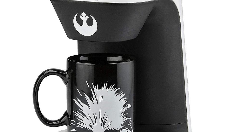 Star Wars 1-Cup Coffee Maker with Mug