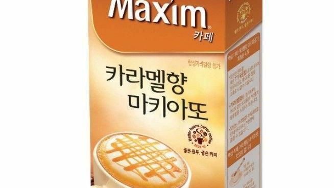 Maxim Caramel Macchiato 13g X 10sticks