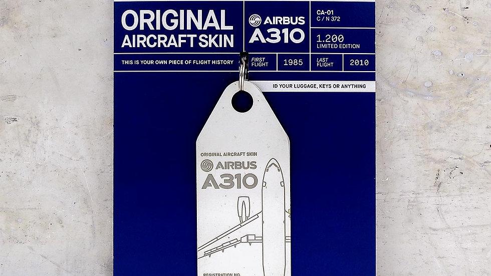 Airbus A310 – CA-01 (white)