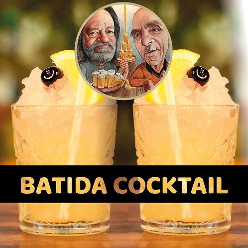 Batida 2 Cocktails | Promo-prijs per cocktail € 7