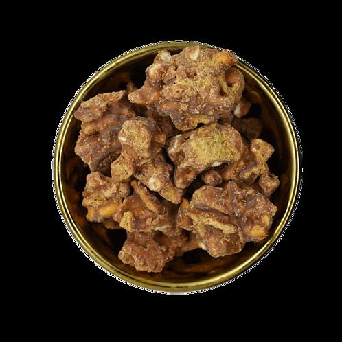 Peanut Butter Pretzel Cluters 2 scoops