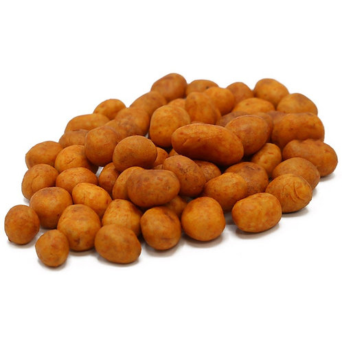 Cheddar Jalapeno Peanuts 2 scoops