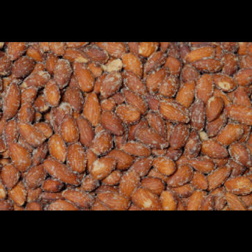 Roasted Salted Almonds -2 scoops