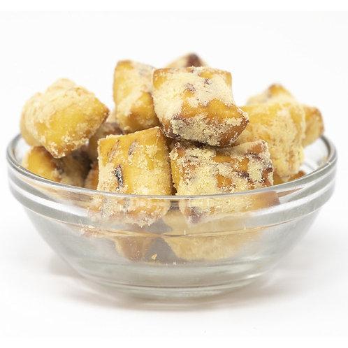 Smoked Gouda Pretzel Nuggets - 2 scoops