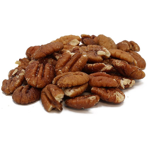 Roasted Salted Pecans 2 scoops