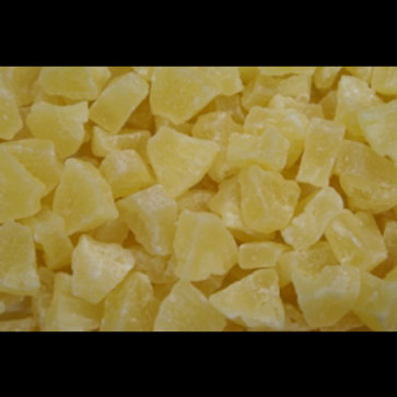 Dried Pineapple Tidbits 2 scoops