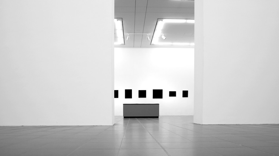 Why A White Cube?