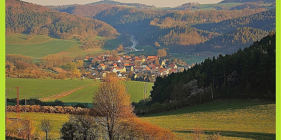 Kräuterwanderung in Eichfeld