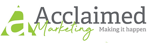 Acclaimed Marketing Logo