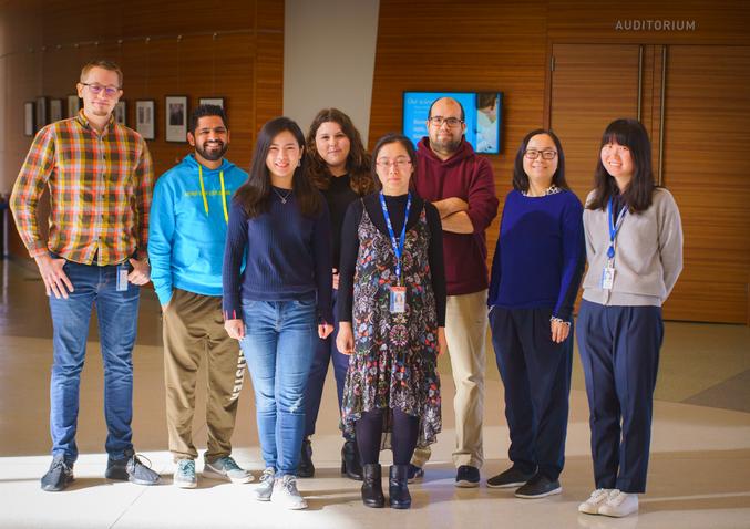 Group photo 2019