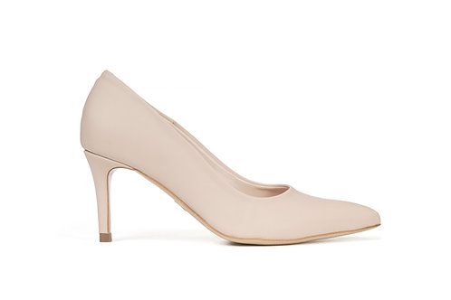 ALLY Pointy Pump Apple Leather 7cm