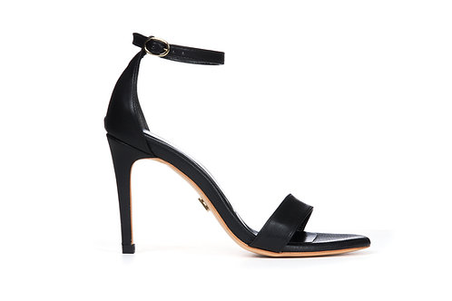 ACE Stiletto Sandal Apple Leather 10cm