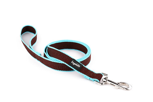 Bamboo.D Lead - Brown Skyblue trim