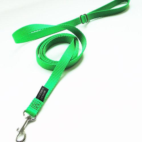 2Hounds Keystone Nylon Leash - Neon Green