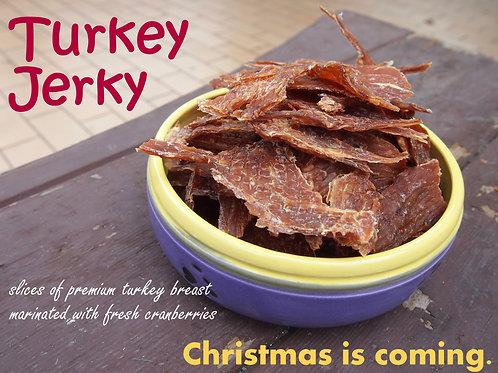 THE BARKERY - Turkey Jerky