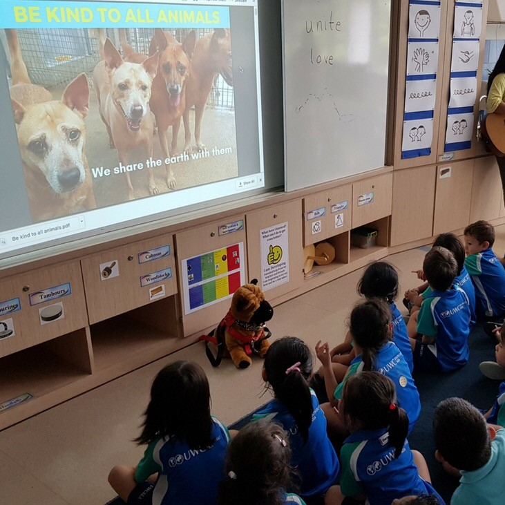 Educate Kids about Dogs