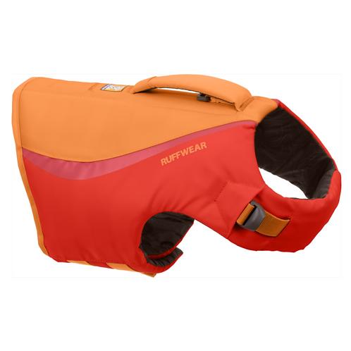 RUFFWEAR - FLOAT COAT™ DOG LIFE JACKET (Red Sumac)