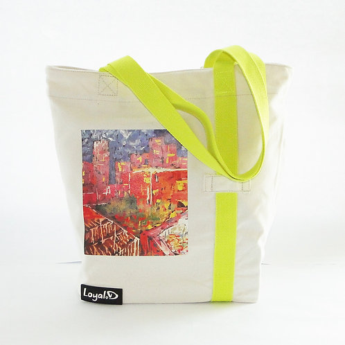 Personalise.D - Tote (with artwork)