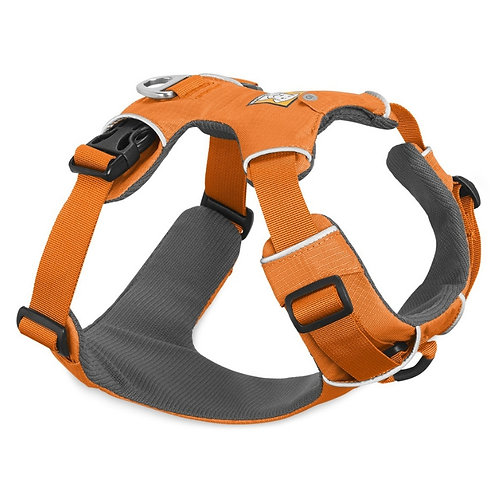 Ruffwear© Front Range™ Harness - Orange Poppy
