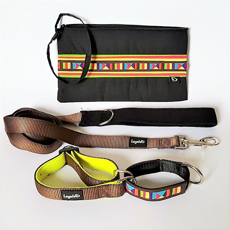 Loyal.D Tribal Gift Set - brown