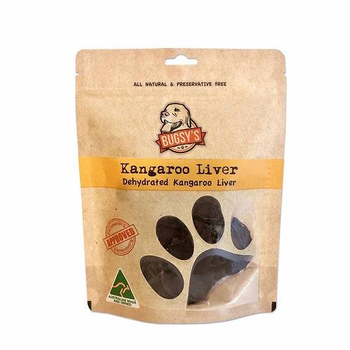 BUGSY'S Dehydrated Kangaroo Liver