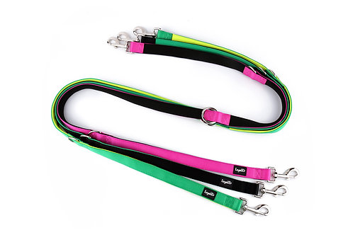 Loyal.D - Multi-Purpose.D Leash (with Neoprene padding)