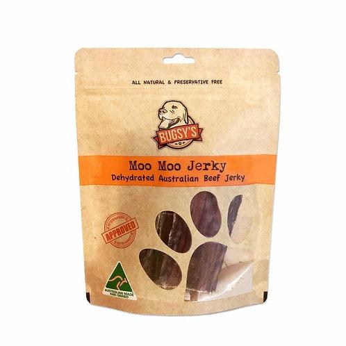 BUGSY'S Moo Moo Jerky (Dehyrated Beef Jerky)