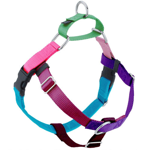 FREEDOM No-Pull Harness and Leash - Jellybean Sugar