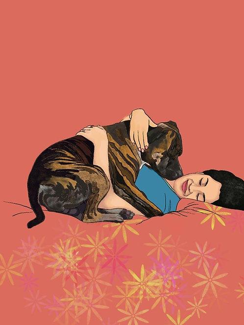 Digital Pet Portraits - Art for Good
