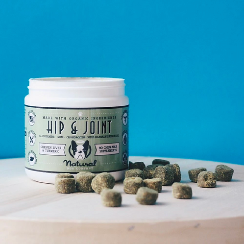 Hip & Joint Supplement - Natural Dog Company