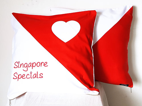 Cushion Cover - Singapore Special
