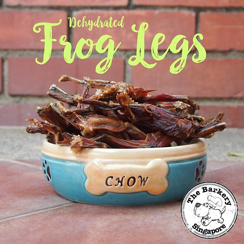 THE BARKERY - Dehydrated Frog Legs