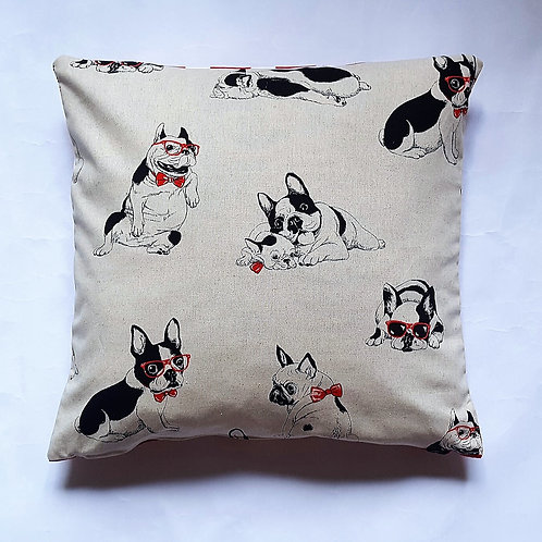 Cushion Cover - Frenchie